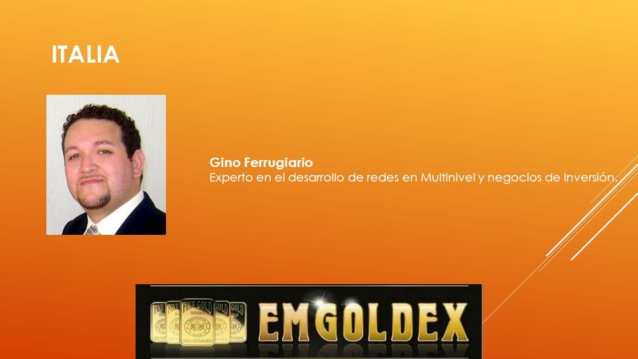 Italia Gino Ferrugiario