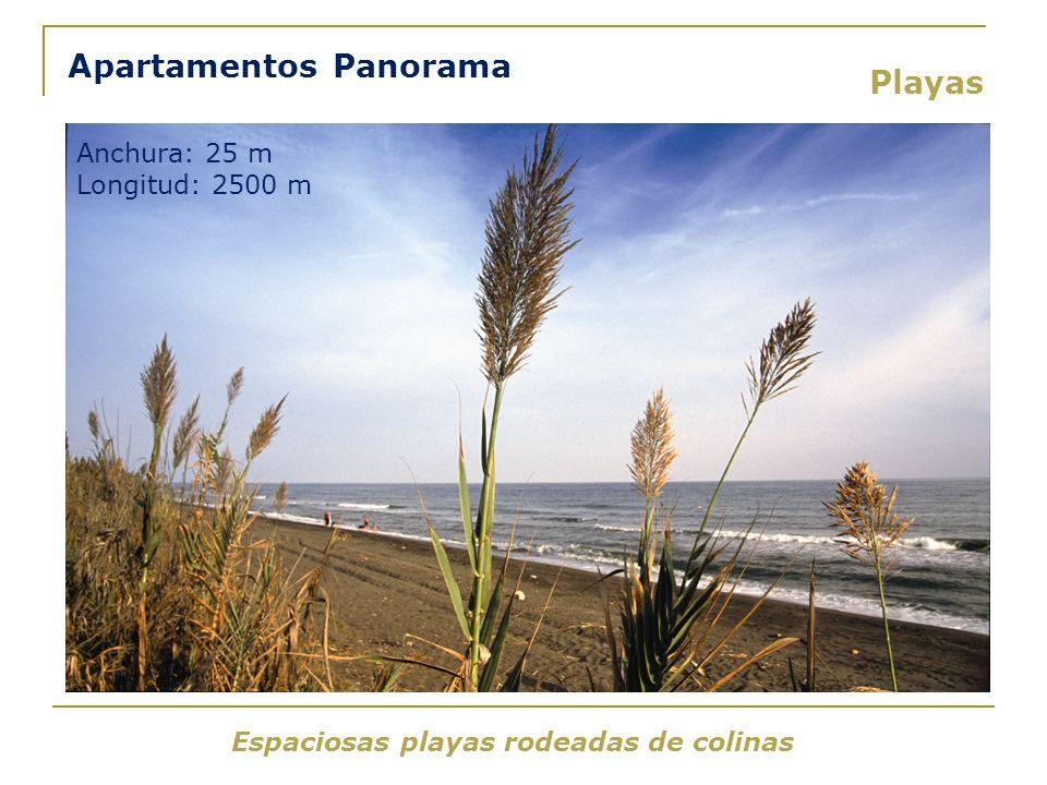 Apartamentos Panorama Playas