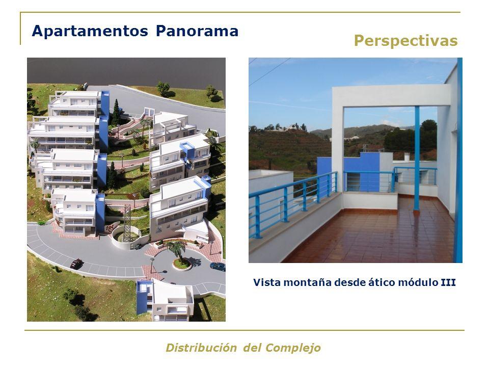 Apartamentos Panorama Perspectivas