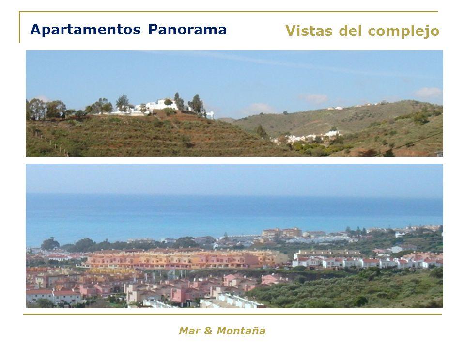 Apartamentos Panorama Vistas del complejo