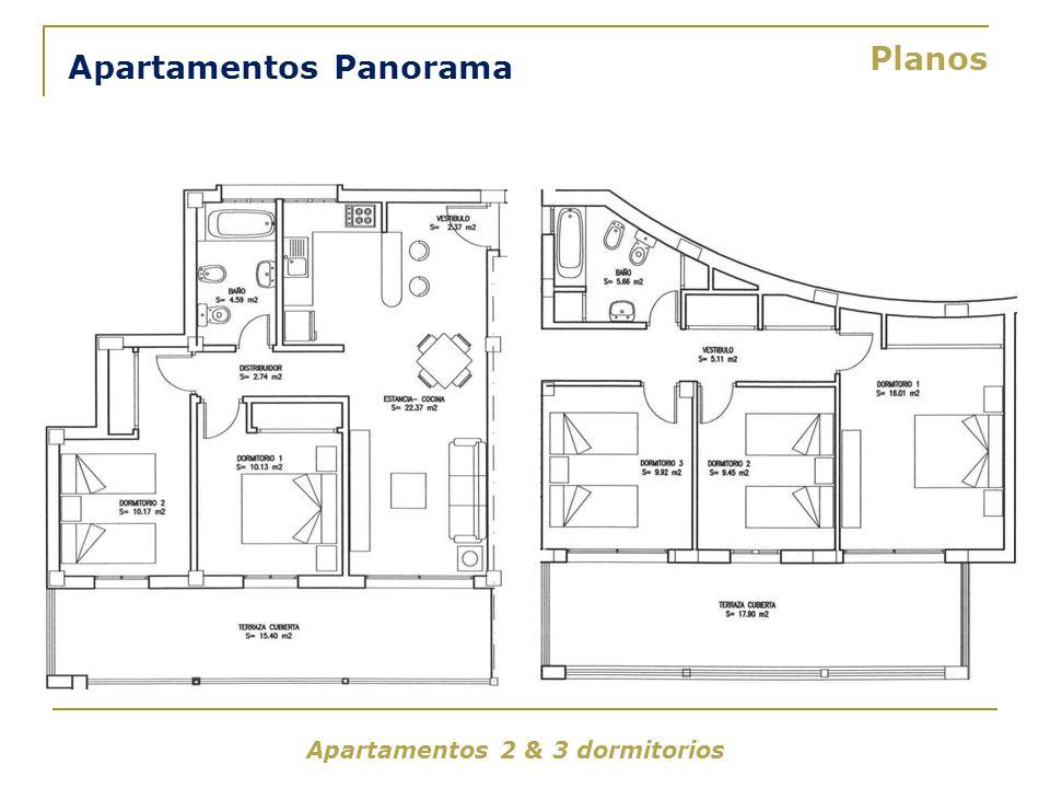 Apartamentos Panorama