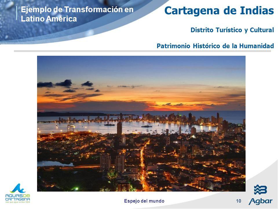 Ejemplo de Transformación en Latino América