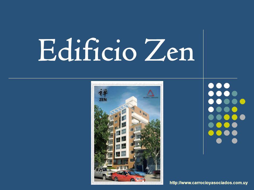 Edificio Zen http://www.carrocioyasociados.com.uy