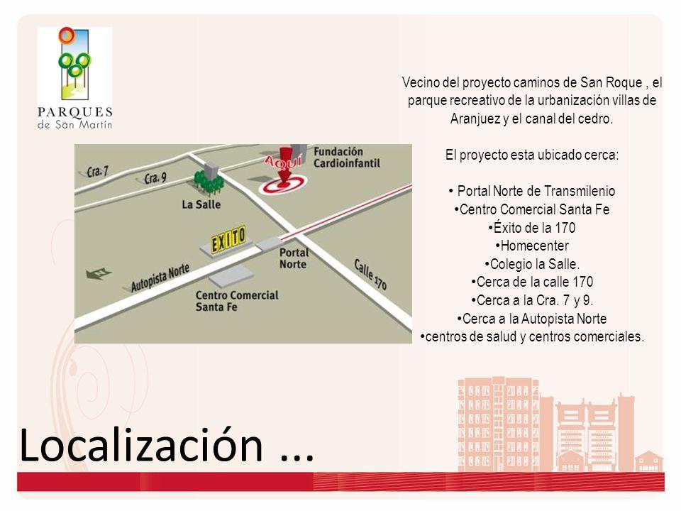 Vecino del proyecto caminos de San Roque , el parque recreativo de la urbanización villas de Aranjuez y el canal del cedro.