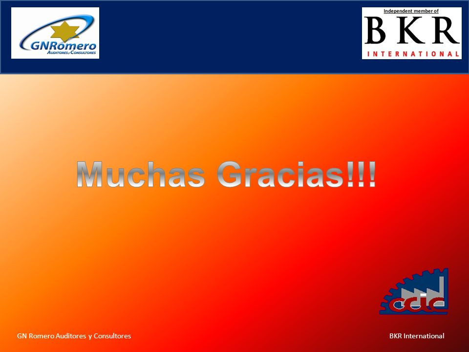 GN Romero Auditores y Consultores BKR International