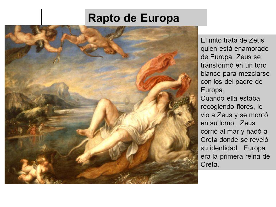 Rapto de Europa