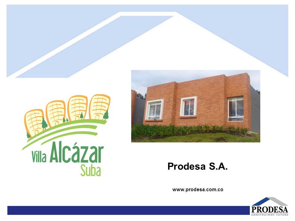 Prodesa S.A. www.prodesa.com.co