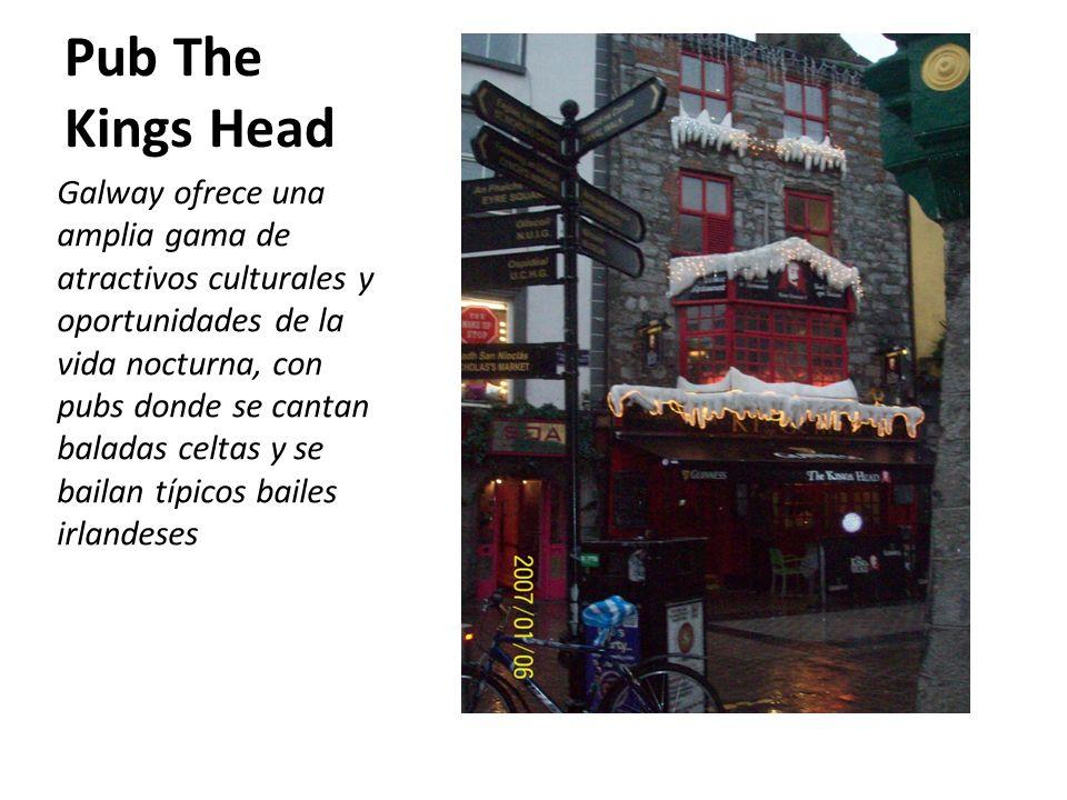 Pub The Kings Head