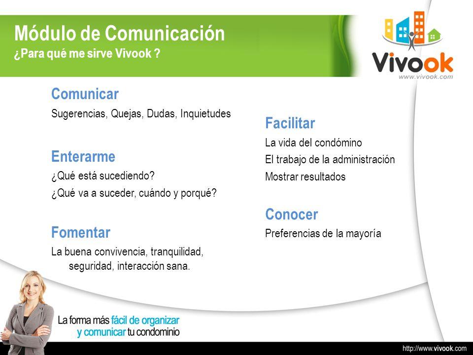 Módulo de Comunicación