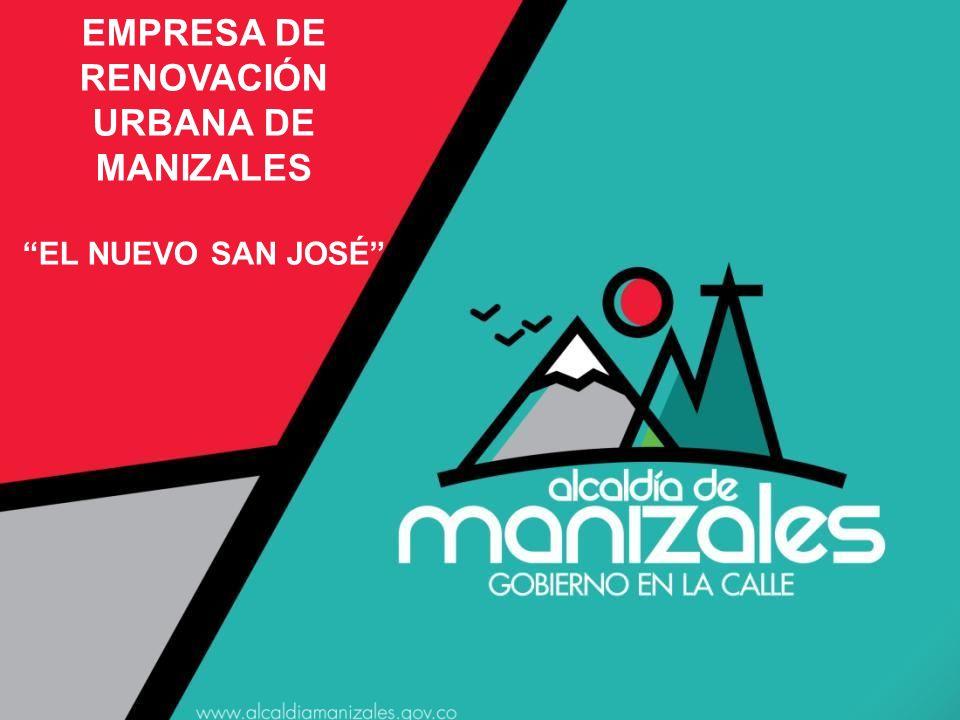 EMPRESA DE RENOVACIÓN URBANA DE MANIZALES