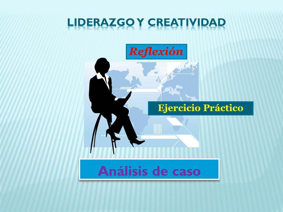 LIDERAZGO Y CREATIVIDAD