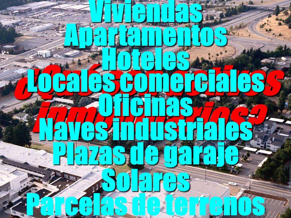 ¿Qué son activos inmobiliarios