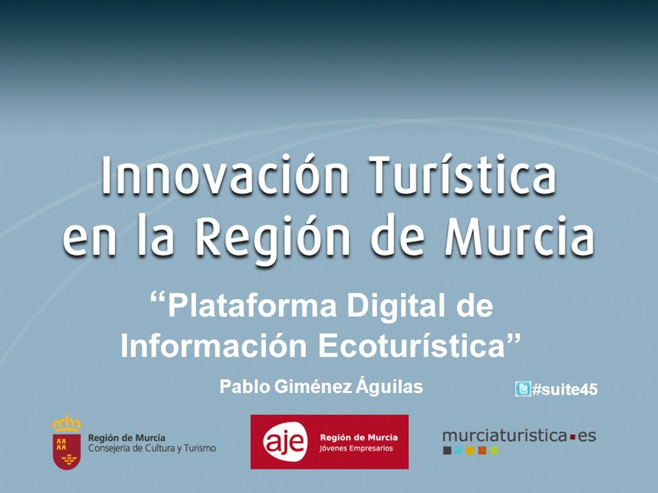 Plataforma Digital de Información Ecoturística