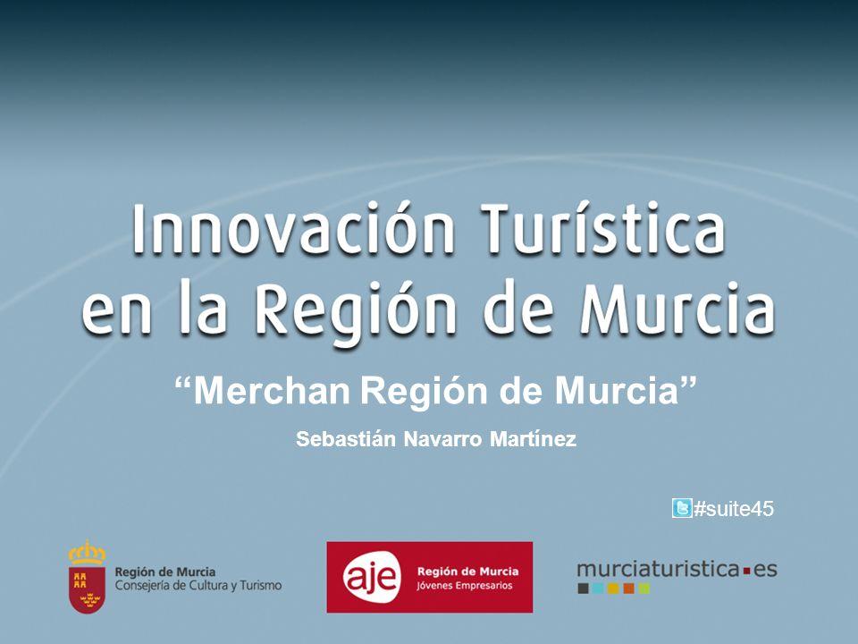 Merchan Región de Murcia Sebastián Navarro Martínez