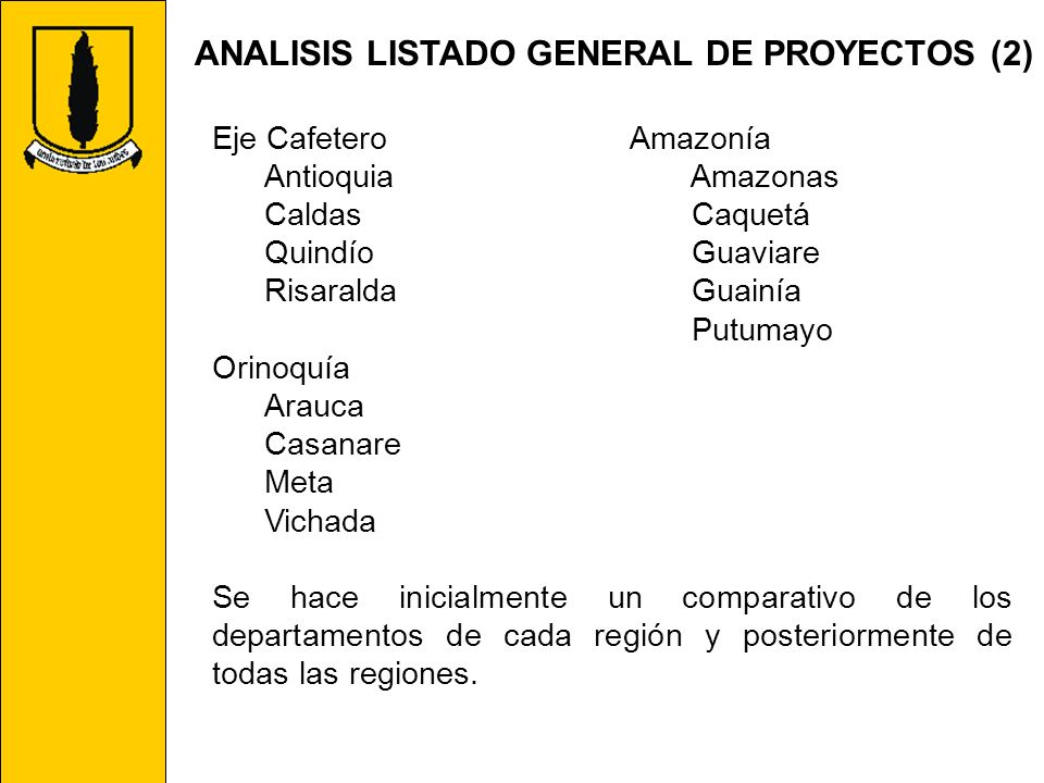 ANALISIS LISTADO GENERAL DE PROYECTOS (2)