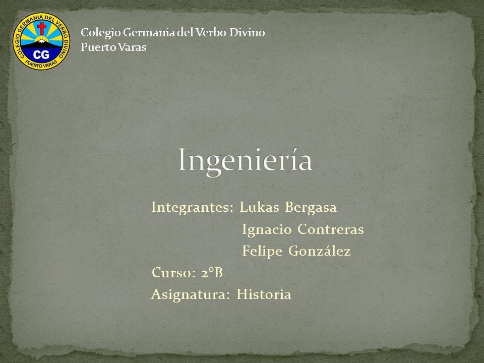 Integrantes: Lukas Bergasa