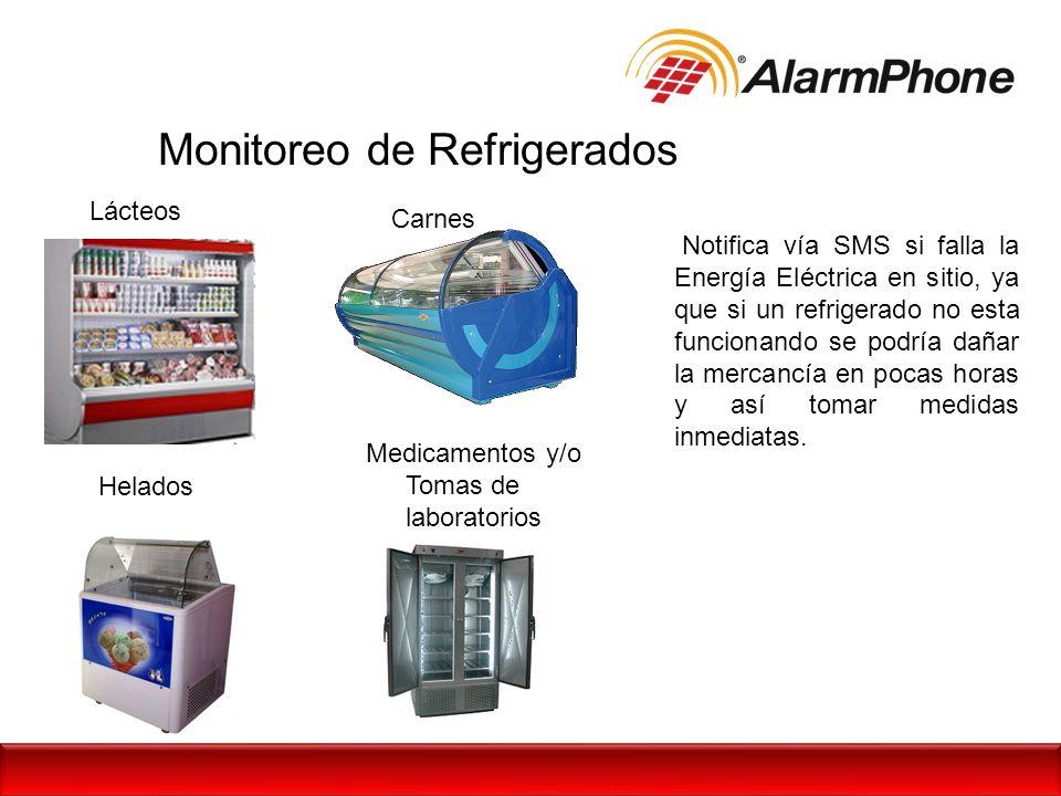 Monitoreo de Refrigerados