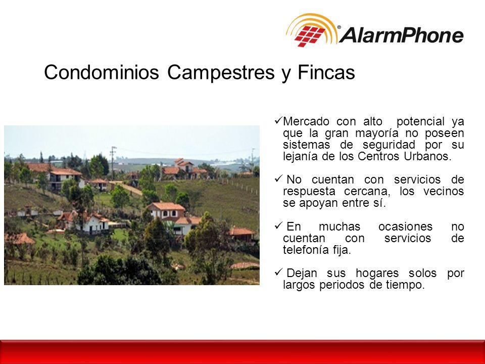 Condominios Campestres y Fincas