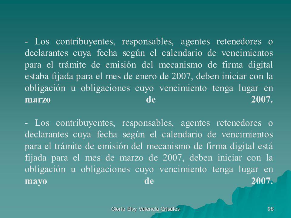 Gloria Elsy Valencia Grisales