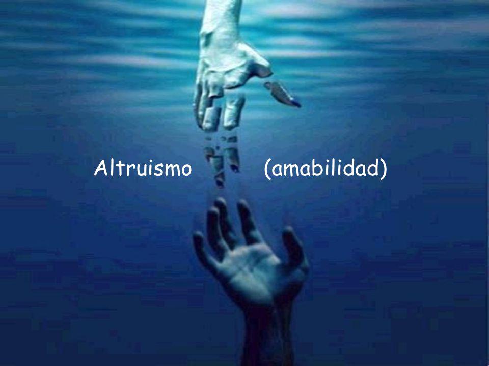 Altruismo (amabilidad)