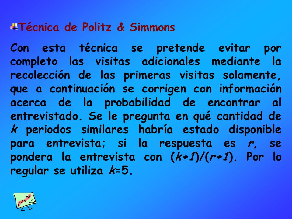 Técnica de Politz & Simmons