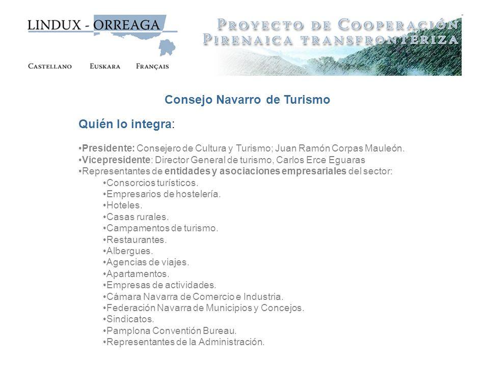 Consejo Navarro de Turismo