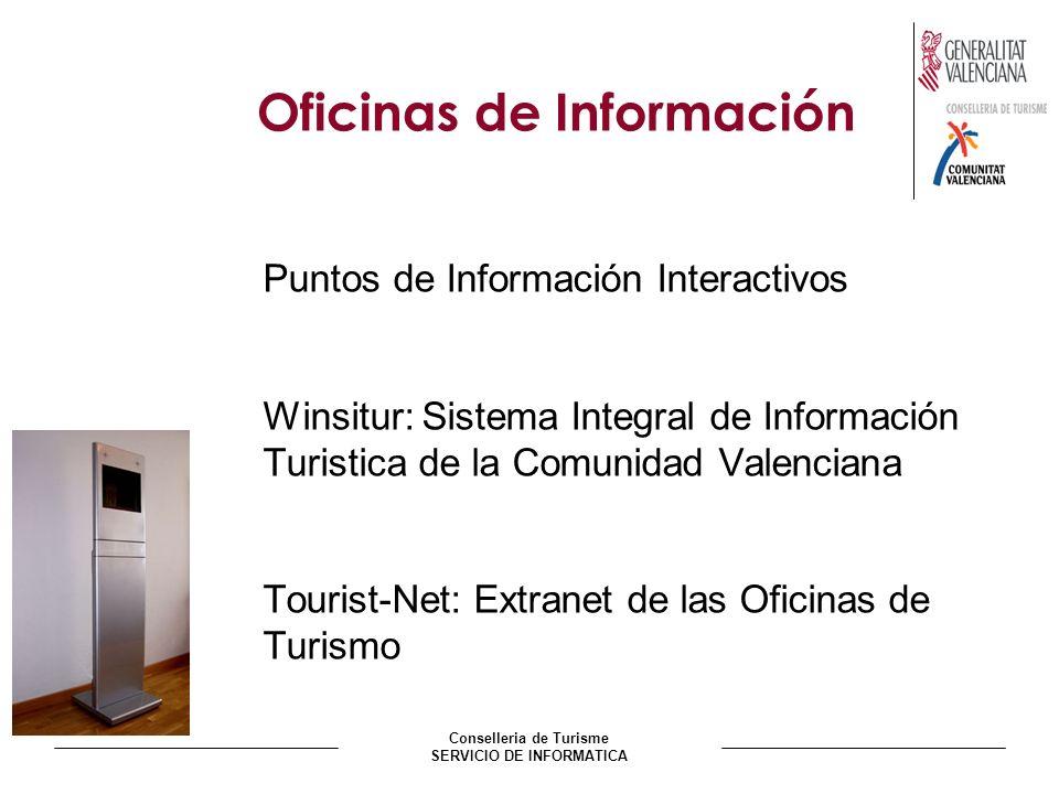 Oficinas de Información