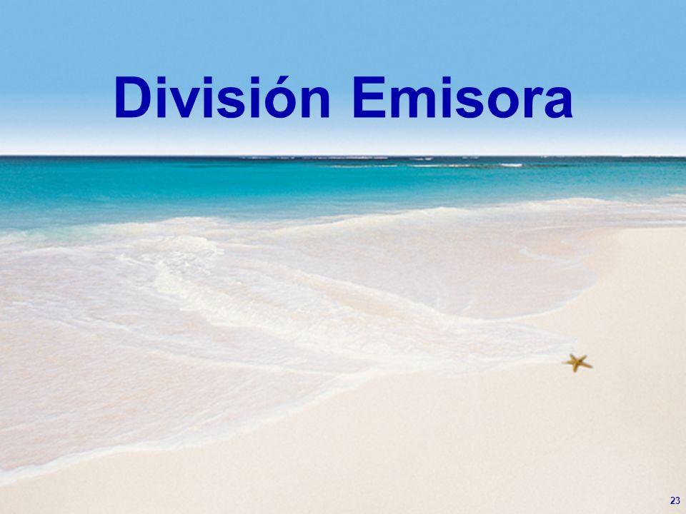 División Emisora 23