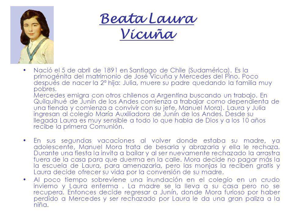 Beata Laura Vicuña