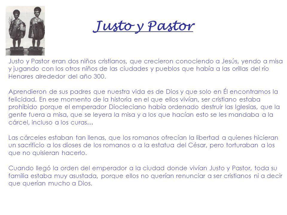 Justo y Pastor
