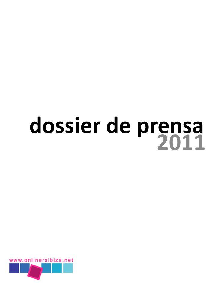 dossier de prensa 2011