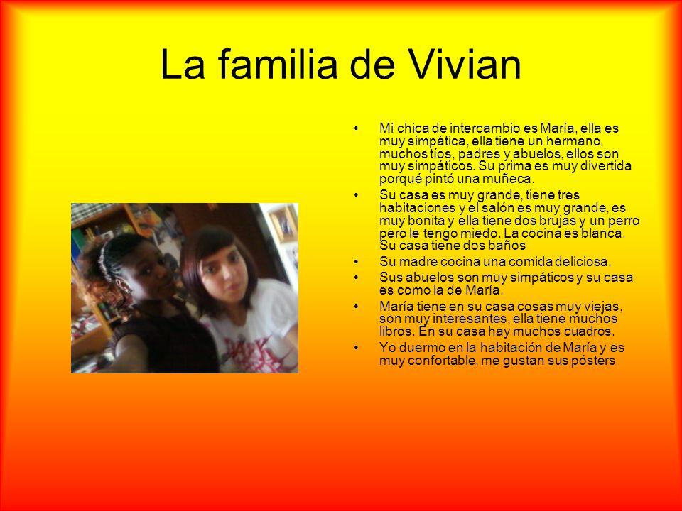 La familia de Vivian