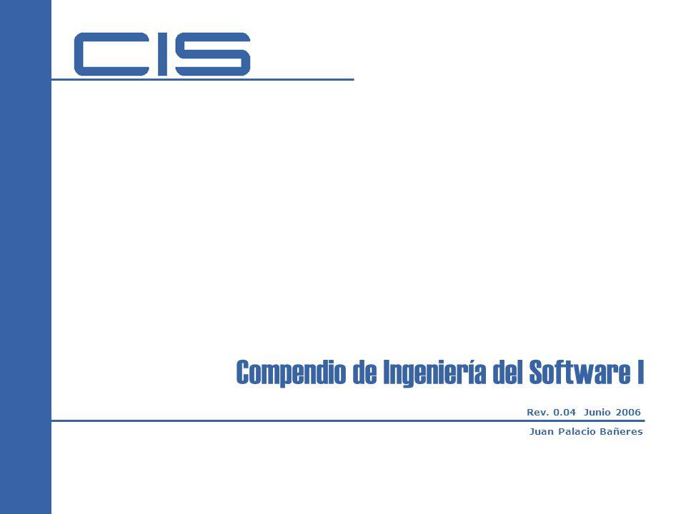 Compendio de Ingeniería del Software I