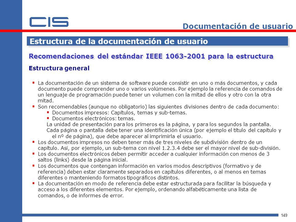Documentación de usuario