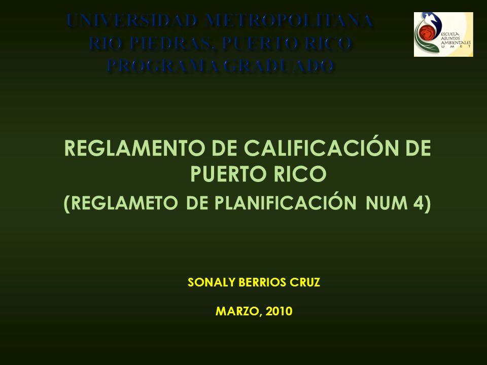 UNIVERSIDAD METROPOLITANA RIO PIEDRAS, PUERTO RICO PROGRAMA GRADUADO