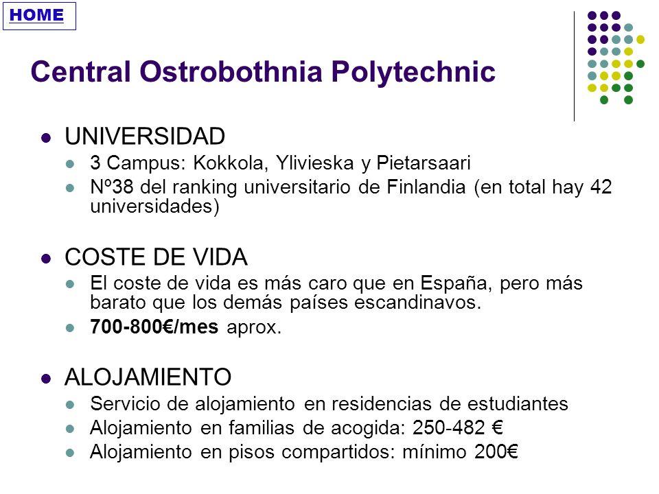 Central Ostrobothnia Polytechnic