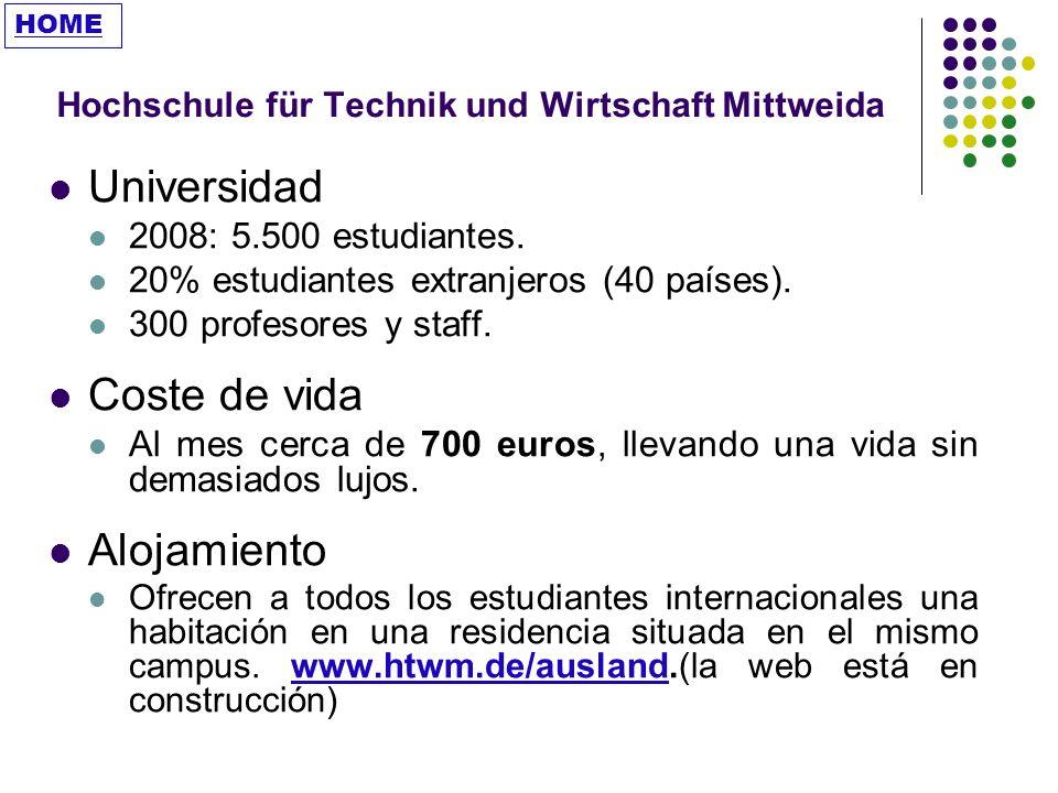 Hochschule für Technik und Wirtschaft Mittweida