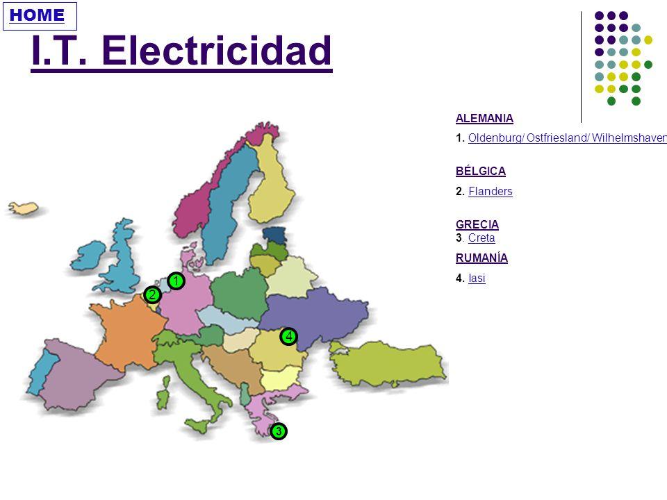 I.T. Electricidad HOME 1 2 4 ALEMANIA