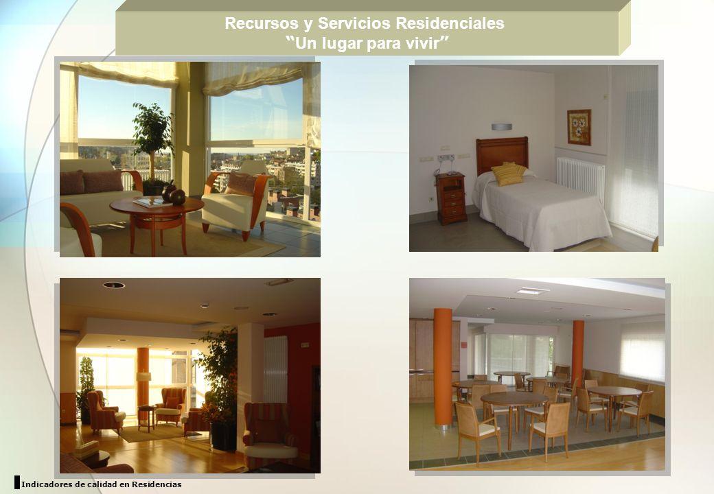 Recursos y Servicios Residenciales