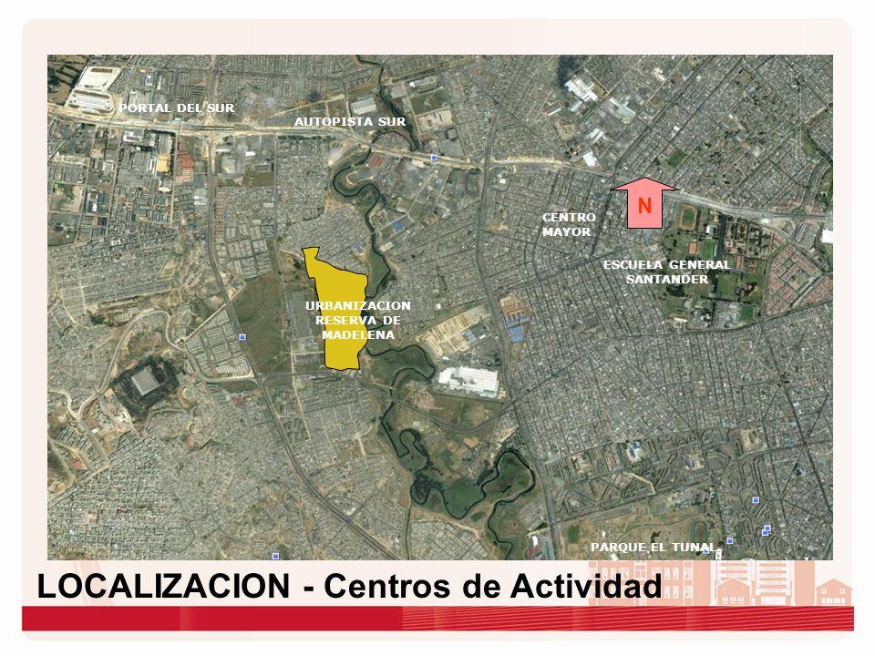 ESCUELA GENERAL SANTANDER URBANIZACION RESERVA DE MADELENA