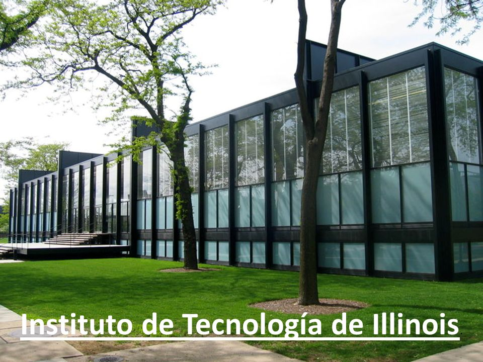 Instituto de Tecnología de Illinois.