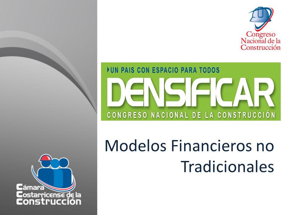 Modelos Financieros no Tradicionales