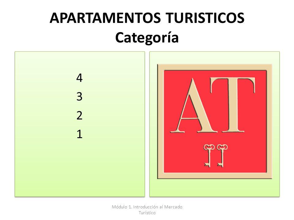 APARTAMENTOS TURISTICOS Categoría