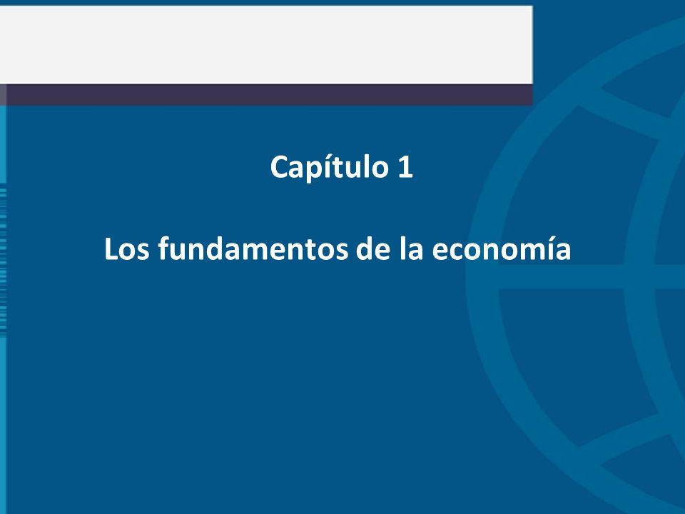 Los fundamentos de la economía