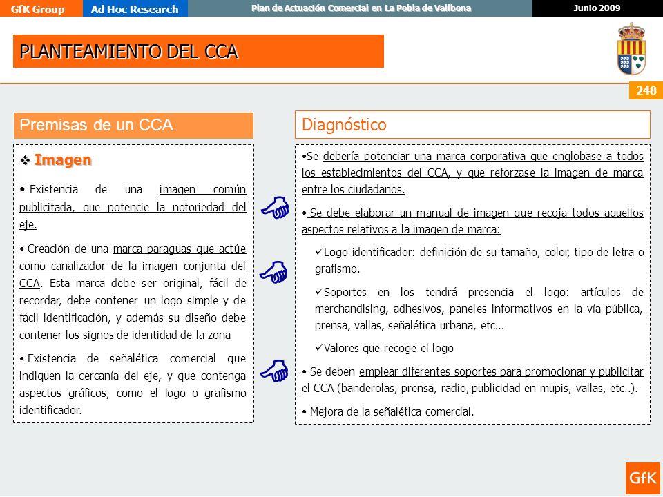    PLANTEAMIENTO DEL CCA Premisas de un CCA Diagnóstico Imagen