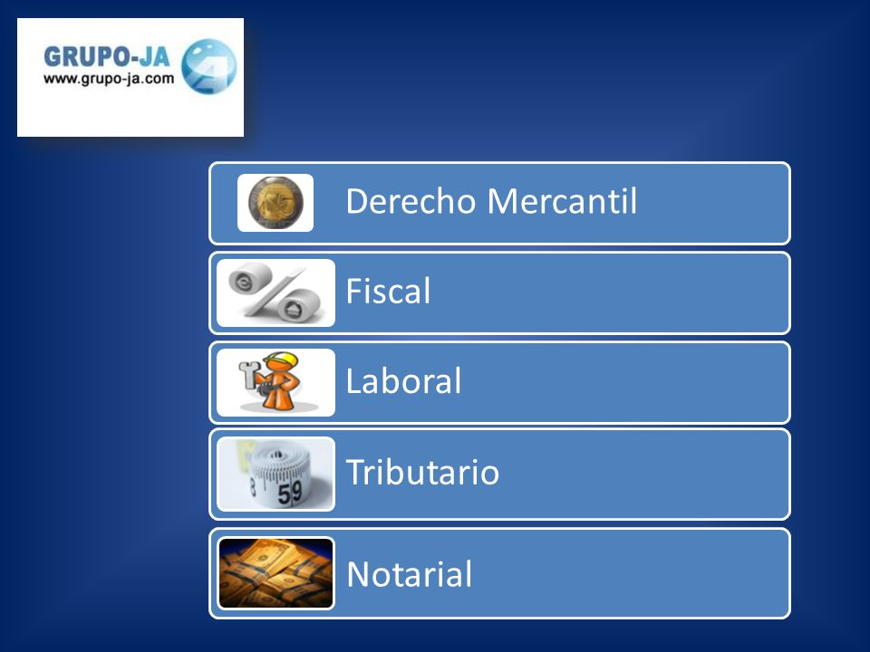 Derecho Mercantil Fiscal Laboral Tributario Notarial
