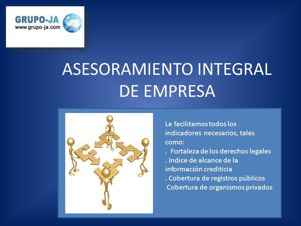ASESORAMIENTO INTEGRAL DE EMPRESA