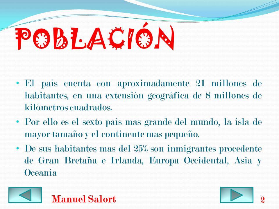 POBLACIÓN Manuel Salort