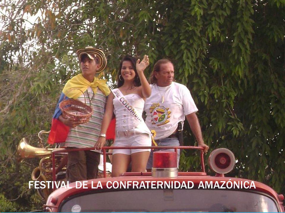 Festival de la Confraternidad Amazónica
