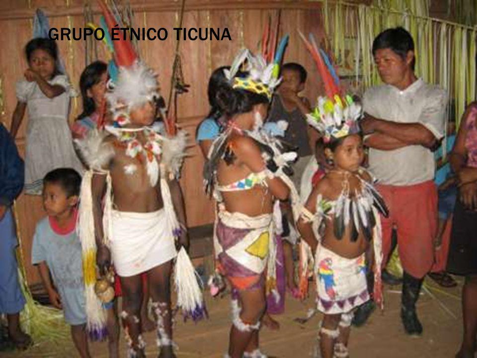 Grupo Étnico Ticuna